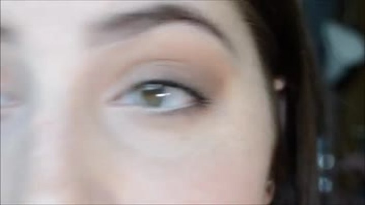 How to make your natural lashes look longer!!